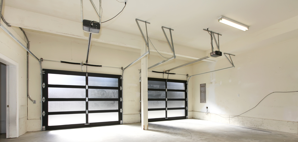 Glass garage door 2