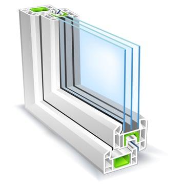 Window frame diagram