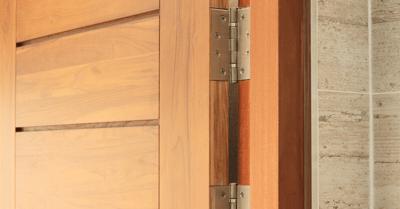 impact front door swing