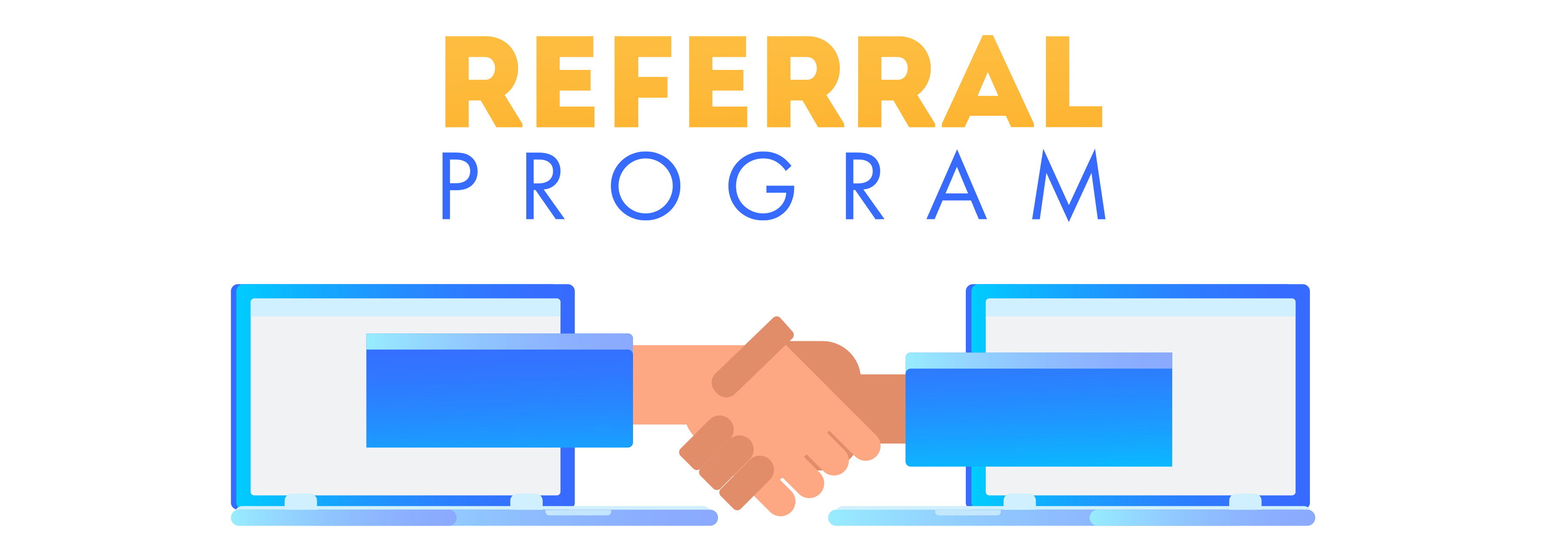 Referral Program Illustration