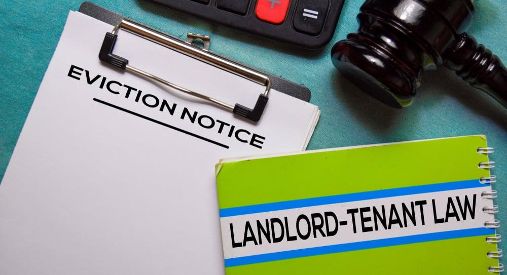 Tenant Law paperwork