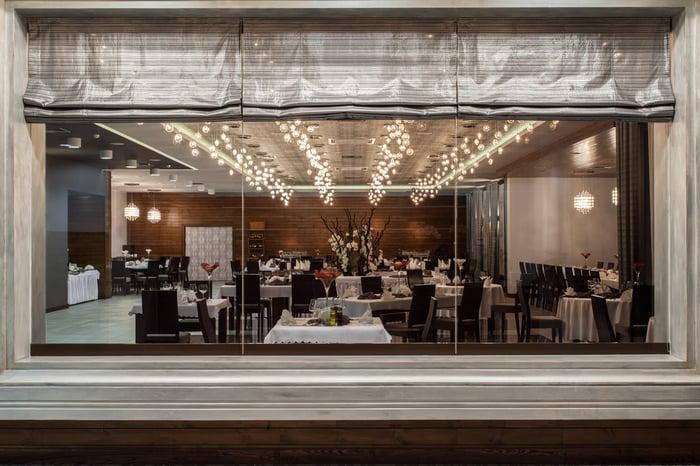 Restaurant Window 1