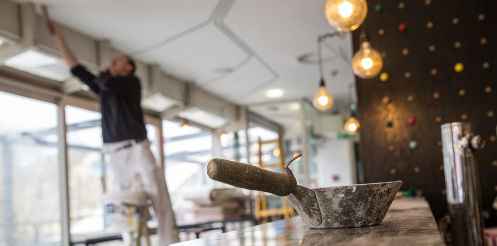 Restaurant repairs