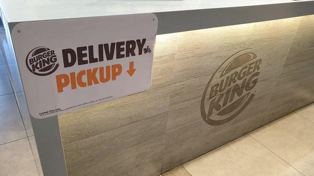food pickup