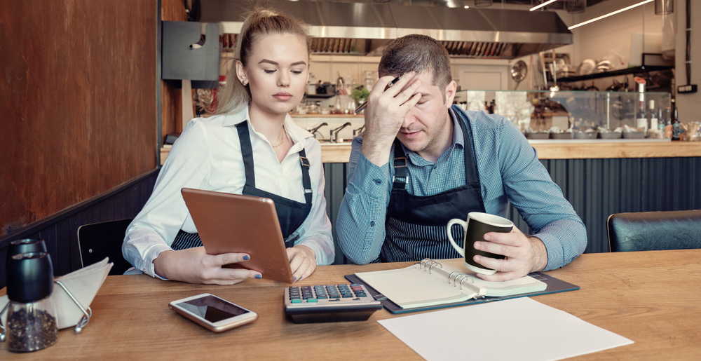 Stressed Restaurant Owners