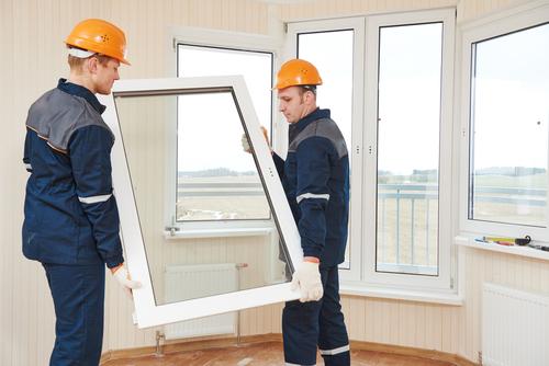 Window Installation Crew