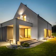 exterior home lighting