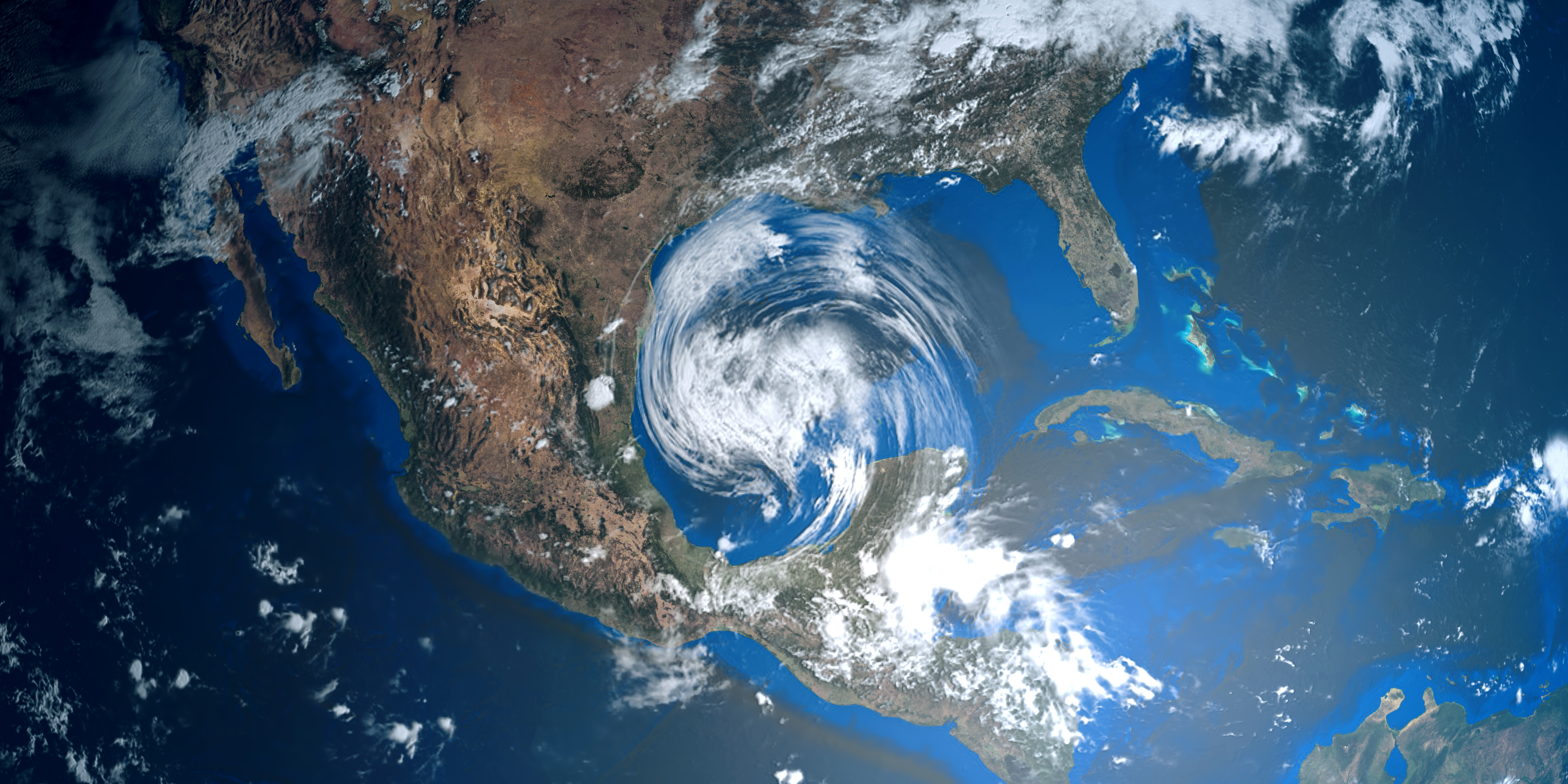 hurricane map usa