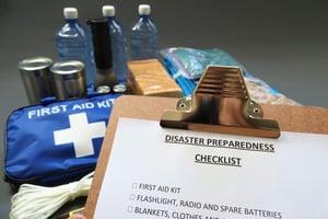 Hurricane safe room