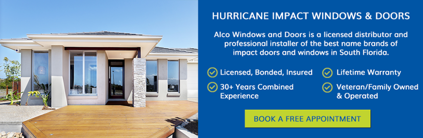 Hurricane Impact Windows